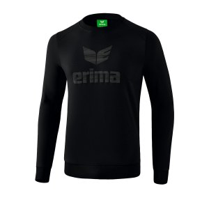 erima-essential-sweatshirt-schwarz-grau-fussball-teamsport-textil-sweatshirts-2071915.png