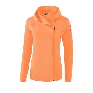 erima-essential-kapuzensweatjacke-damen-orange-fussball-teamsport-textil-jacken-2071919.png