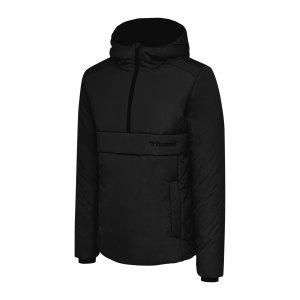 hummel-chase-half-zip-jacket-jacke-schwarz-f2001-207295-lifestyle_front.png