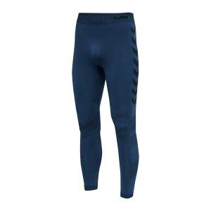 hummel-first-seamless-training-tight-blau-f7642-212557-underwear_front.png