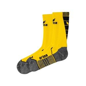 erima-short-socks-trainingssocken-gelb-schwarz-socks-training-funktionell-socken-passform-rechts-links-system-316814.png