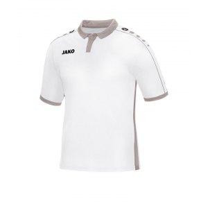 jako-derby-trikot-kurzarm-temsport-bekleidung-fussball-sportbekleidung-match-f00-weiss-grau-4216.png