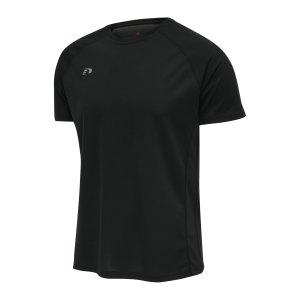newline-core-t-shirt-running-schwarz-f2001-510101-laufbekleidung_front.png