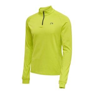 newline-core-halfzip-sweatshirt-running-gruen-f6102-510110-laufbekleidung_front.png