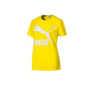 puma-classics-logo-tee-t-shirt-damen-gelb-f36-lifestyle-textilien-t-shirts-577914.png