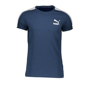 puma-iconic-t7-slim-tee-t-shirt-blau-f43-fussball-teamsport-textil-t-shirts-581558.png