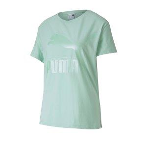 puma-classic-logo-t-shirt-gruen-f94-fussball-teamsport-textil-t-shirts-595514.png