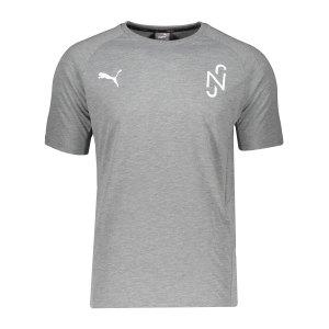 puma-njr-evostripe-t-shirt-grau-f05-605604-fussballtextilien_front.png