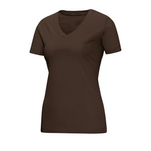 jako-v-neck-t-shirt-damen-braun-f37-fussball-teamsport-textil-t-shirts-6113.png