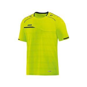 jako-prestige-t-shirt-gelb-blau-f09-textilien-fussball-ausgeh-mannschaft-teamsport-training-6158.jpg