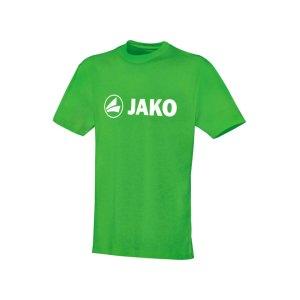 jako-promo-t-shirt-kurzarmshirt-freizeitshirt-baumwolle-teamsport-vereine-men-herren-hellgruen-weiss-f22-6163.png