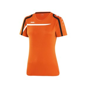 jako-performance-t-shirt-frauenshirt-kurzarmshirt-t-shirt-frauen-damen-women-teamsport-vereinsausstattung-orange-weiss-f19-6197.png