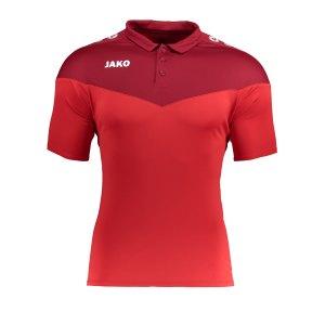 jako-champ-2-0-poloshirt-damen-rot-f01-fussball-teamsport-textil-poloshirts-6320.png