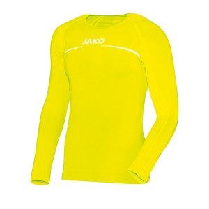 jako-longsleeve-comfort-shirt-kids-gelb-f33-underwear-langarm-6452.jpg