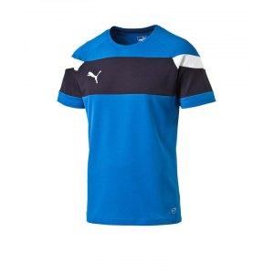 puma-spirit-2-trainingsshirt-kurzarmshirt-teamsport-vereine-kids-blau-weiss-f02-654655.png