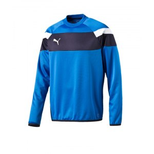 puma-spirit-2-training-sweatshirt-teamsport-vereine-mannschaft-men-herren-blau-f02-654656.png