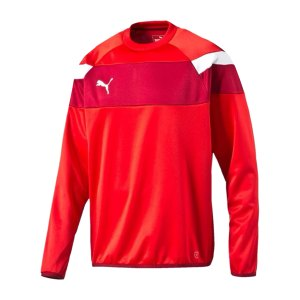 puma-spirit-2-training-sweatshirt-teamsport-vereine-mannschaft-men-herren-rot-f01-654656.png