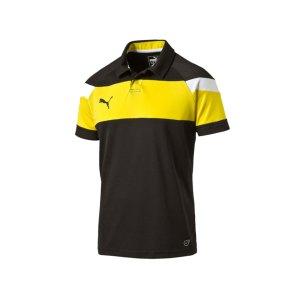 puma-spirit-2-poloshirt-kurzarmshirt-polo-teamsport-vereine-men-herren-schwarz-gelb-f37-654660.png