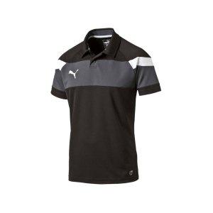 puma-spirit-2-poloshirt-kurzarmshirt-polo-teamsport-vereine-kids-schwarz-weiss-f03-654660.png