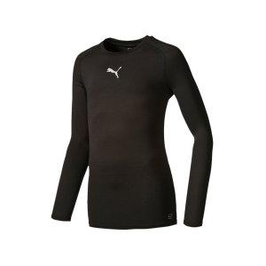 puma-tb-longsleeve-shirt-underwear-langarm-teamsport-kids-kinder-schwarz-f03-654863.png