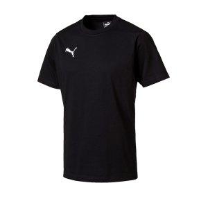 puma-liga-casuals-tee-t-shirt-schwarz-f03-teamsport-textilien-sport-mannschaft-655311.png