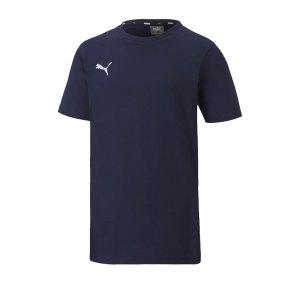 puma-teamgoal-23-casuals-tee-t-shirt-kids-blau-f06-fussball-teamsport-textil-t-shirts-656709.png