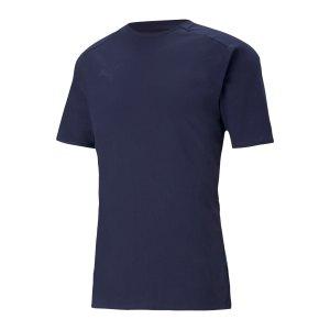 puma-teamcup-casuals-t-shirt-blau-f02-656739-teamsport_front.png