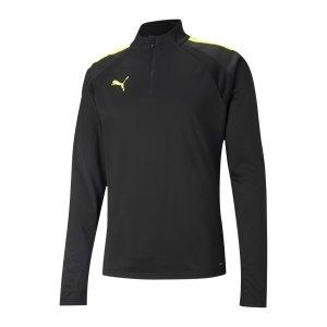 puma-teamliga-halfzip-sweatshirt-schwarz-f40-657236-teamsport_front.png