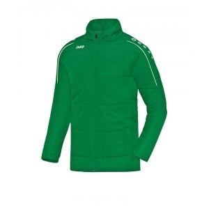 jako-classico-coachjacke-kids-gruen-f06-jacket-jacke-stadion-sportplatz-schutz-7150.png