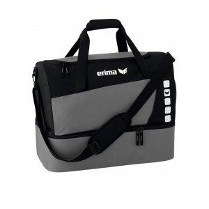 erima-sporttasche-mit-bodenfach-tasche-beutel-club-5-gr-m-grau-schwarz-723339.png