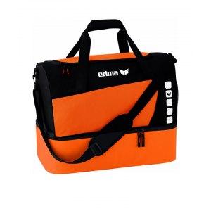 erima-sporttasche-mit-bodenfach-tasche-beutel-club-5-gr-s-orange-schwarz-723364.png