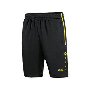 jako-active-trainingsshort-schwarz-gelb-f33-fussball-teamsport-textil-shorts-8595.png