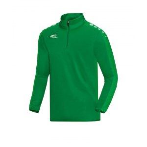 jako-striker-ziptop-sweatshirt-kinder-teamsport-ausruestung-freizeit-mannschaft-f06-gruen-8616.png