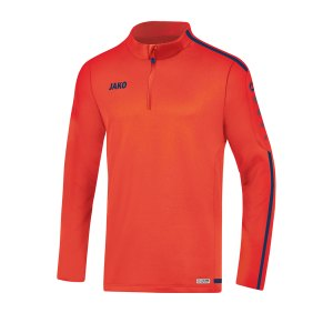 jako-striker-2-0-ziptop-orange-blau-f18-fussball-teamsport-textil-sweatshirts-8619.png
