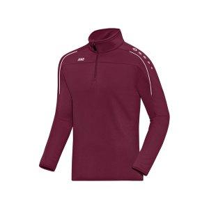 jako-classico-ziptop-dunkelrot-f14-fussball-teamsport-textil-sweatshirts-8650.jpg