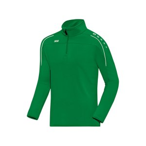 jako-classico-ziptop-kids-gruen-weiss-f06-zipper-sporttop-trainingstop-sportpulli-teamsport-8650.png
