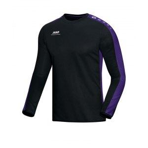 jako-striker-sweatshirt-herren-teamsport-ausruestung-mannschaft-f10-schwarz-lila-8816.png