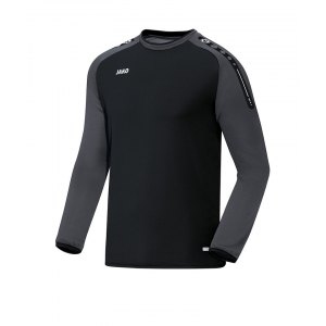 jako-champ-sweathshirt-kids-schwarz-grau-f21-trainingstop-sweater-trainingsshirt-teamausstattung-8817.png