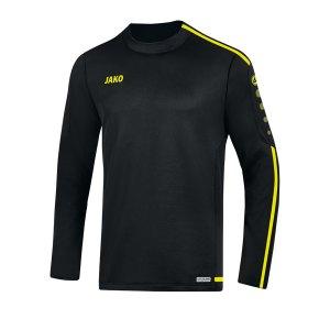 jako-striker-2-0-sweatshirt-kids-schwarz-gelb-f33-fussball-teamsport-textil-sweatshirts-8819.png