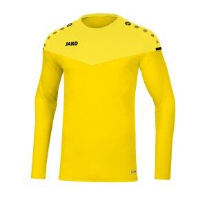 jako-champ-2-0-sweatshirt-gelb-f03-fussball-teamsport-textil-sweatshirts-8820.png