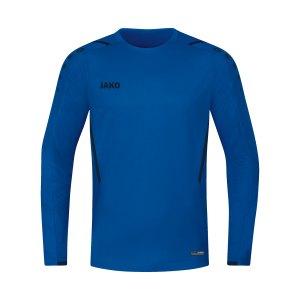 jako-challenge-sweatshirt-blau-f403-8821-teamsport_front.png