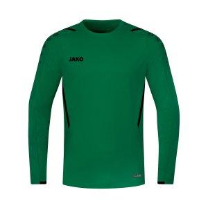 jako-challenge-sweatshirt-gruen-schwarz-f201-8821-teamsport_front.png
