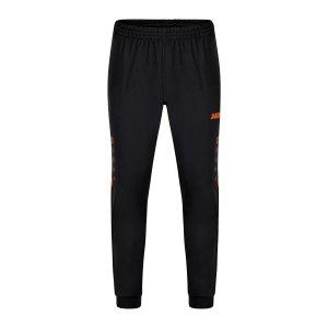 jako-challenge-polyesterhose-schwarz-orange-f807-9221-teamsport_front.png