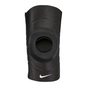nike-pro-open-patella-knee-sleeve-3-0-schwarz-f010-9337-45-laufzubehoer_front.png