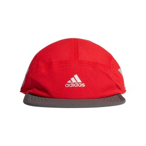adidas-aeroready-5-panel-reflective-cap-rot-fk0873-laufbekleidung_front.png