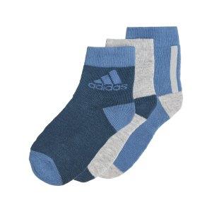 adidas-ankle-socken-kids-3er-pack-blau-gn7396-fussballtextilien_front.png
