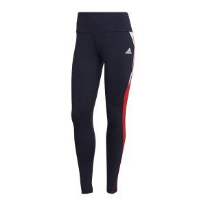 adidas-colorblock-leggings-damen-schwarz-rot-gl7359-laufbekleidung_front.png