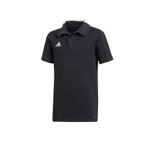adidas-condivo-18-cotton-poloshirt-kids-schwarz-teamsport-vereinsausstattung-mannschaftsausruestung-sportbekleidung-cf4373.png