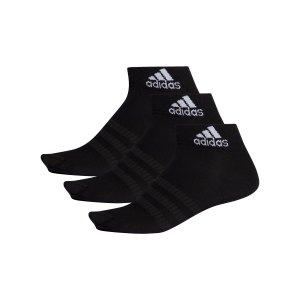 adidas-light-ank-socken-3er-pack-schwarz-dz9436-fussballtextilien_front.png