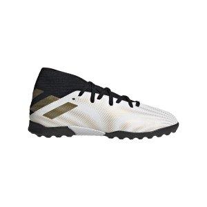 adidas-nemeziz-19-3-tf-j-kids-weiss-gold-eh0578-fussballschuh_right_out.png